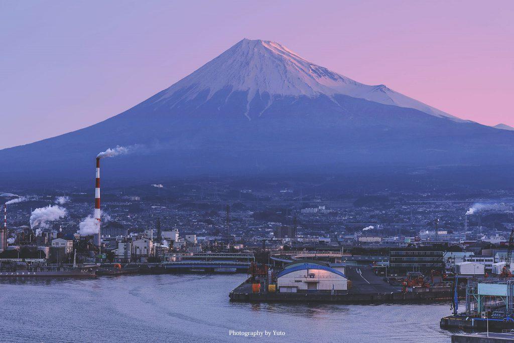 ふじのくに田子の浦みなと公園(静岡県富士市)