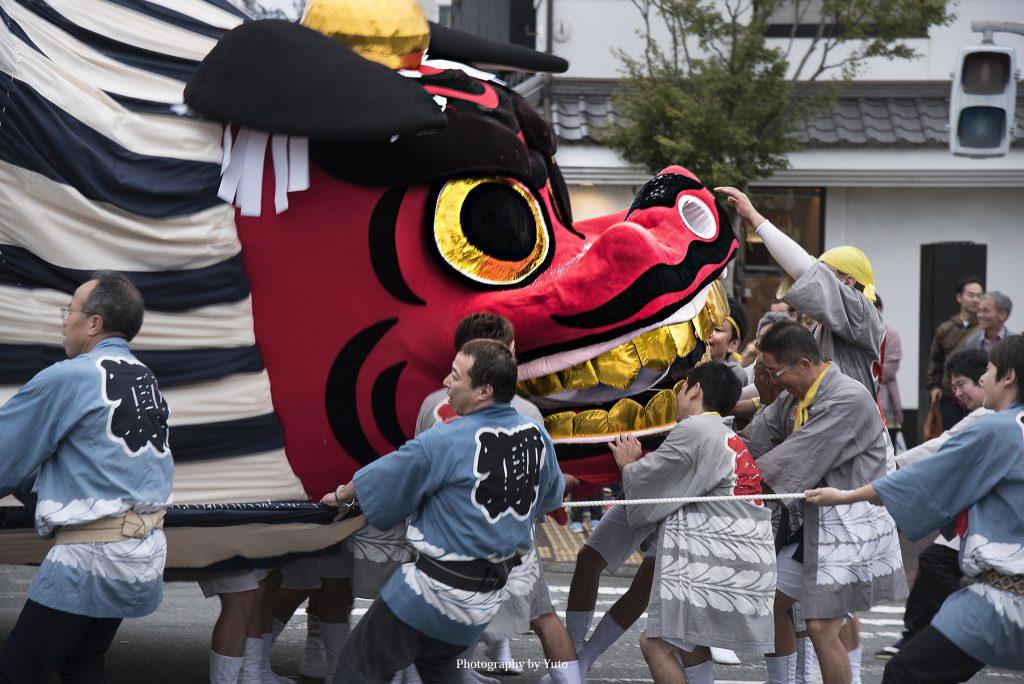 掛川大祭(静岡県掛川市)
