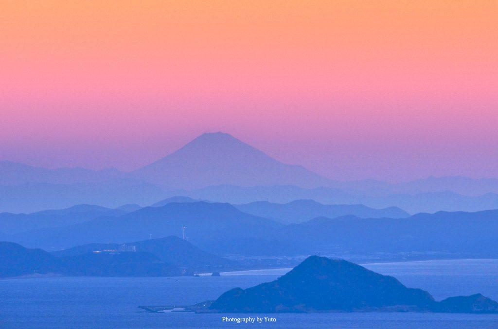 三重県伊勢市 伊勢志摩スカイライン 朝熊山 2013/1/1