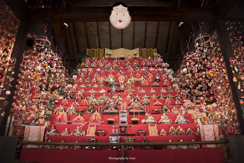 稲取文化公園 雛の館(静岡県東伊豆町)