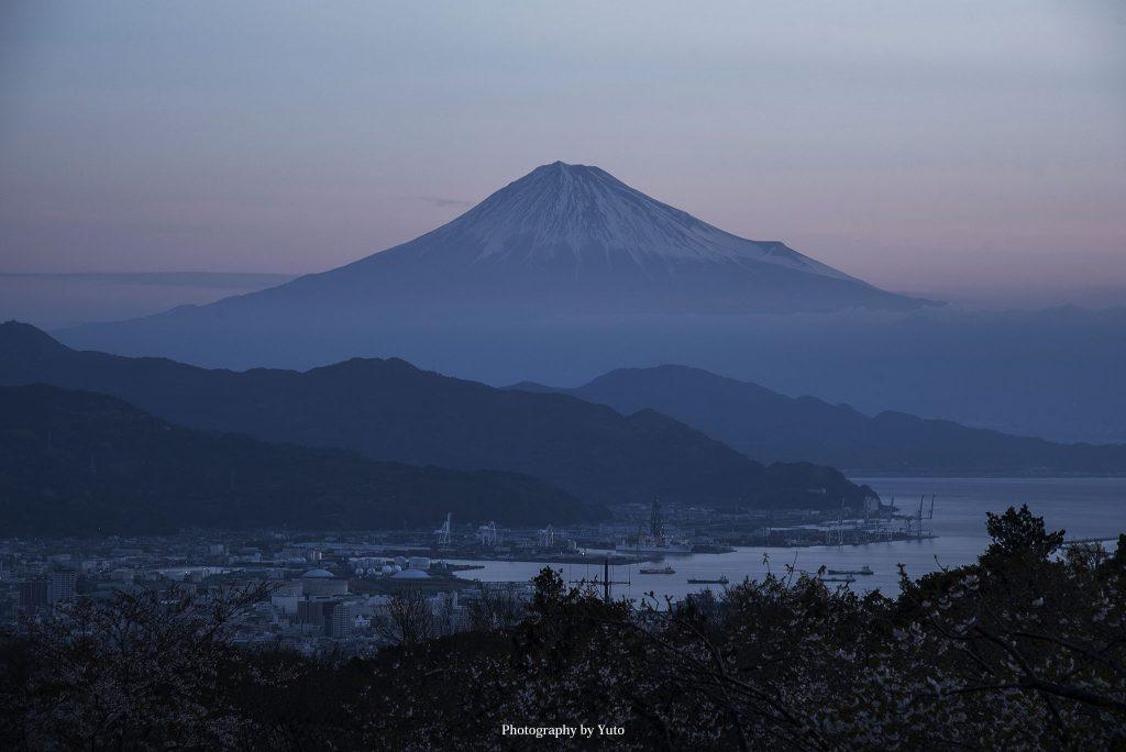 日本平夢テラス(静岡県静岡市)