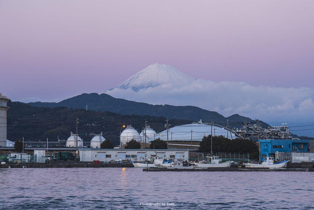 清水漁港(静岡県静岡市)