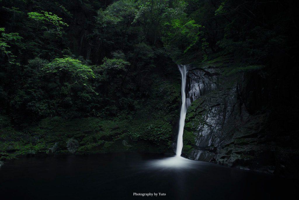 三重県名張市 赤目四十八滝 布曳滝 2017/7/1