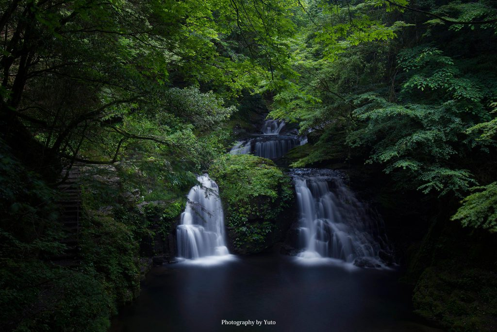 三重県名張市 赤目四十八滝 2017/7/1
