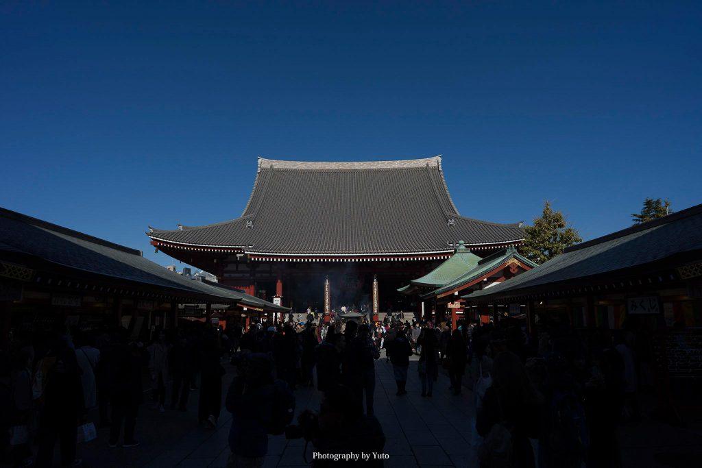 東京都台東区 浅草 2019/11/30