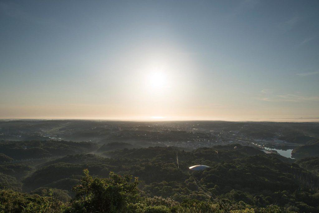 三重県志摩市 横山展望台 2019/9/10