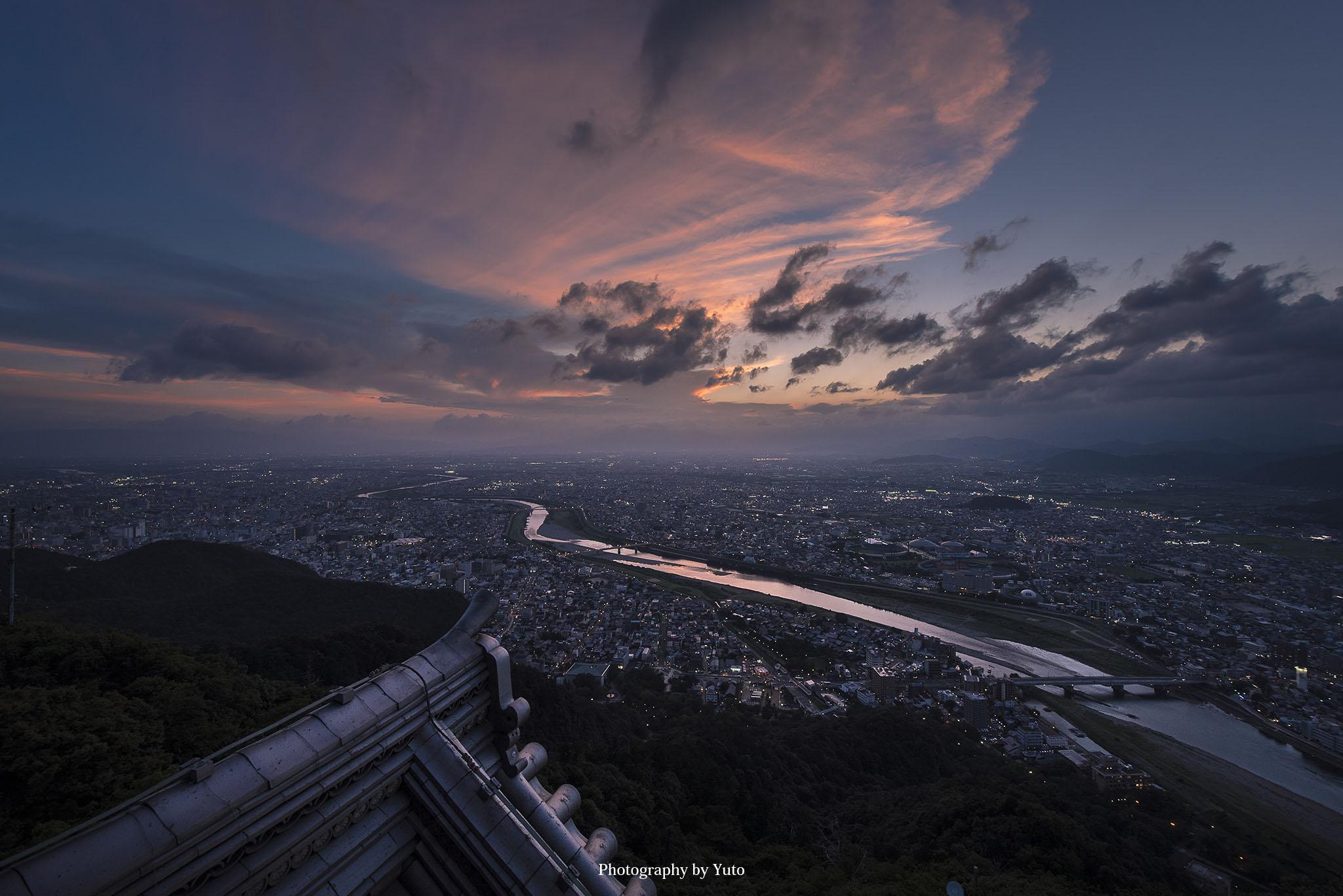 岐阜県の写真撮影スポット(40箇所)