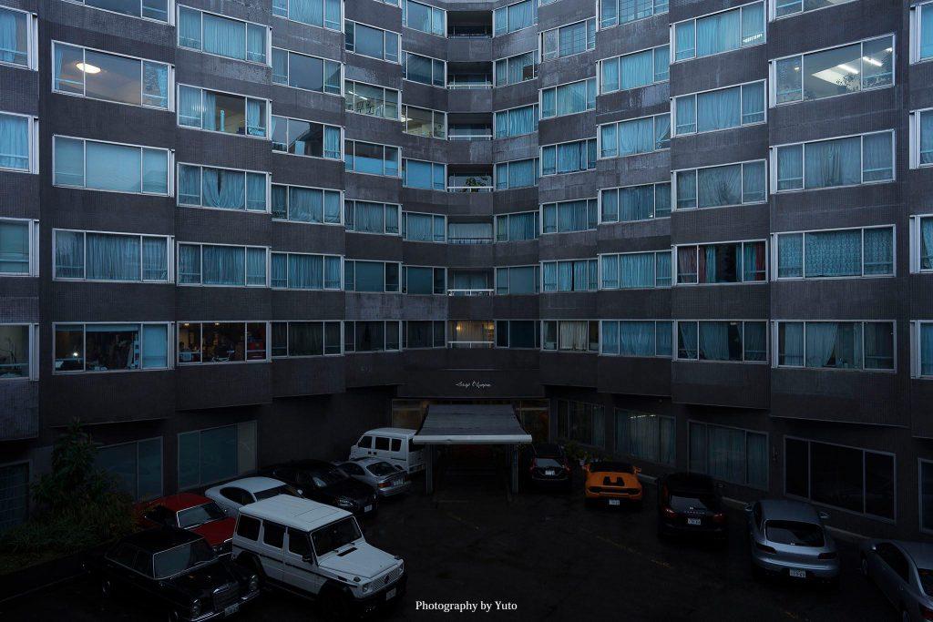 東京都渋谷区 原宿 2019/12/2