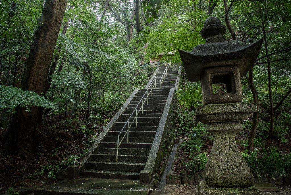 三重県松阪市 飯野高宮神山神社 2019/8/23