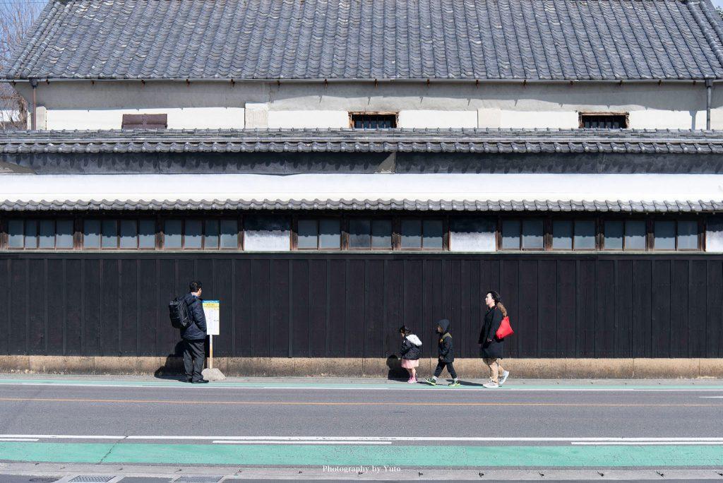 愛知県犬山市 城下町 2018/2/18