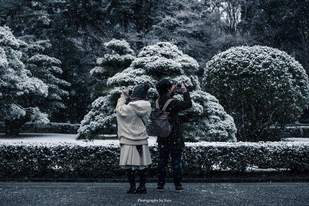 三重県伊勢市 伊勢神宮 内宮 2017/1/23