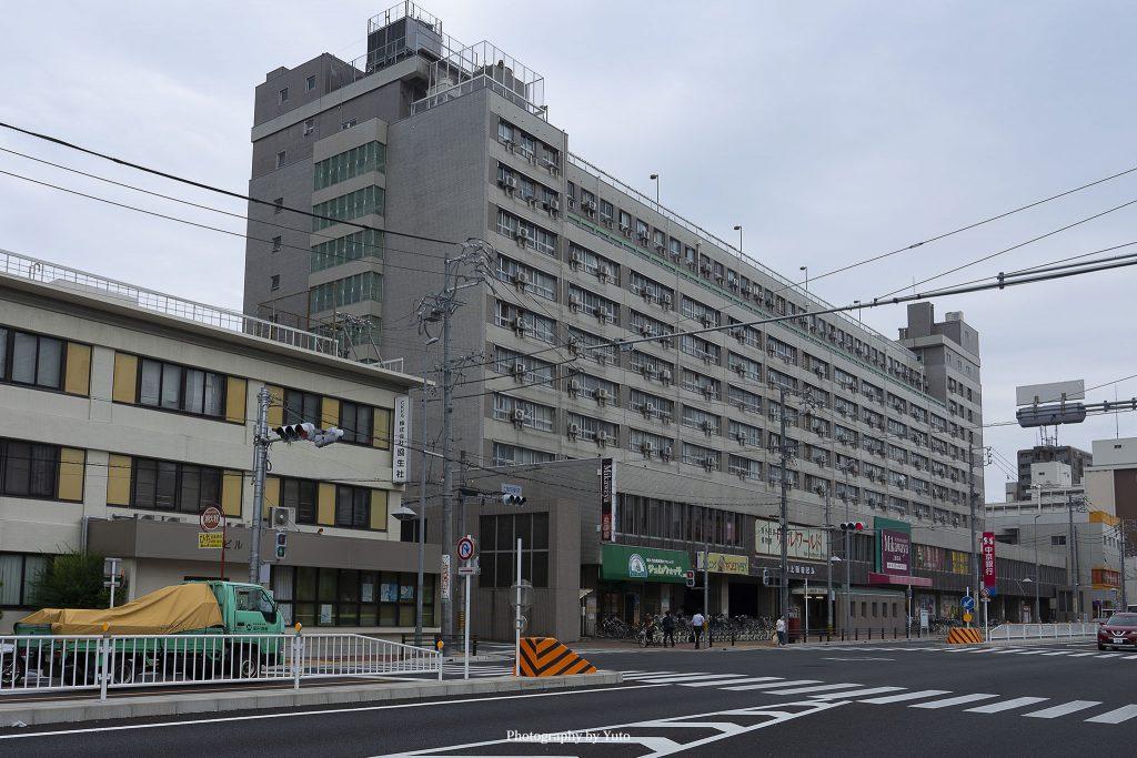 上飯田駅 愛知県名古屋市北区