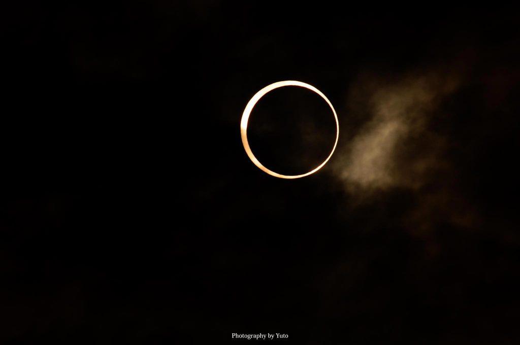 金環日食 2012/5/21