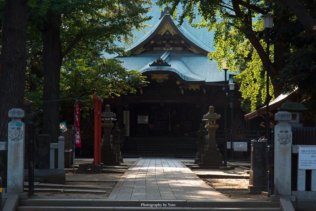 鬼子母神堂 東京都豊島区池袋