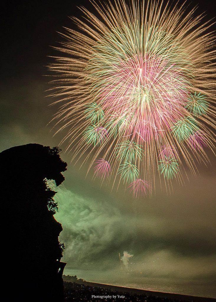三重県熊野市 熊野大花火大会 2014/8/17