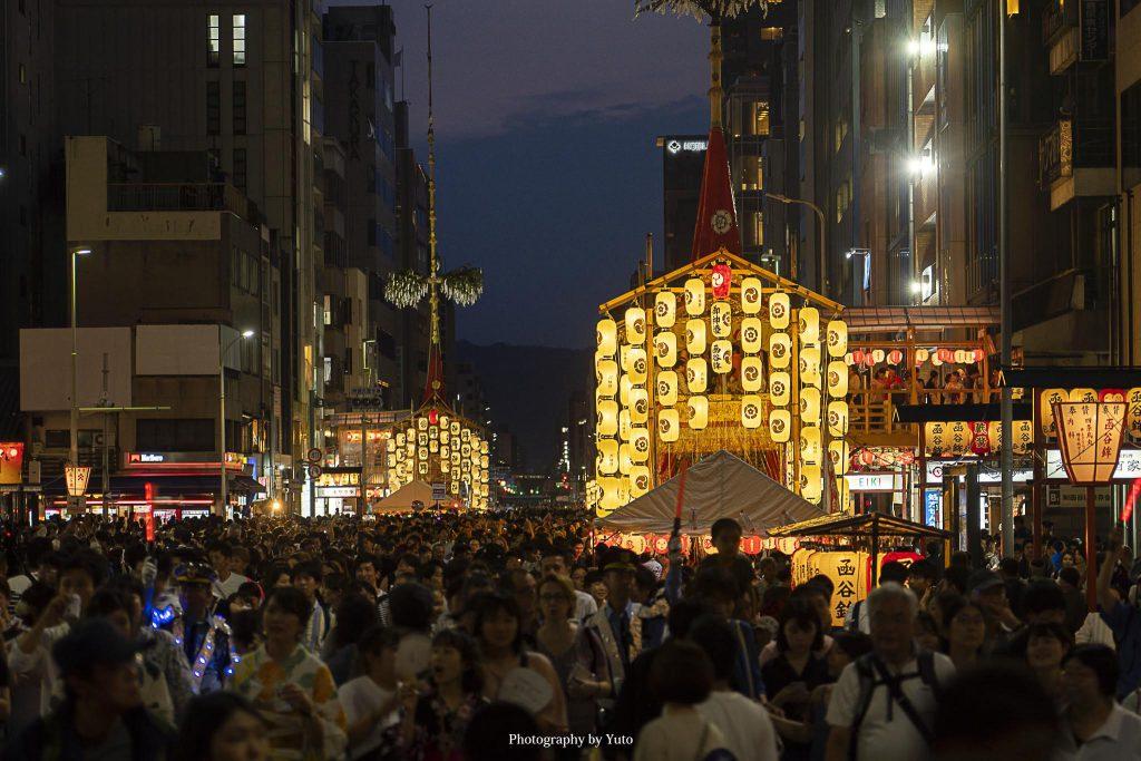 京都祇園祭 宵山 2019/7/16