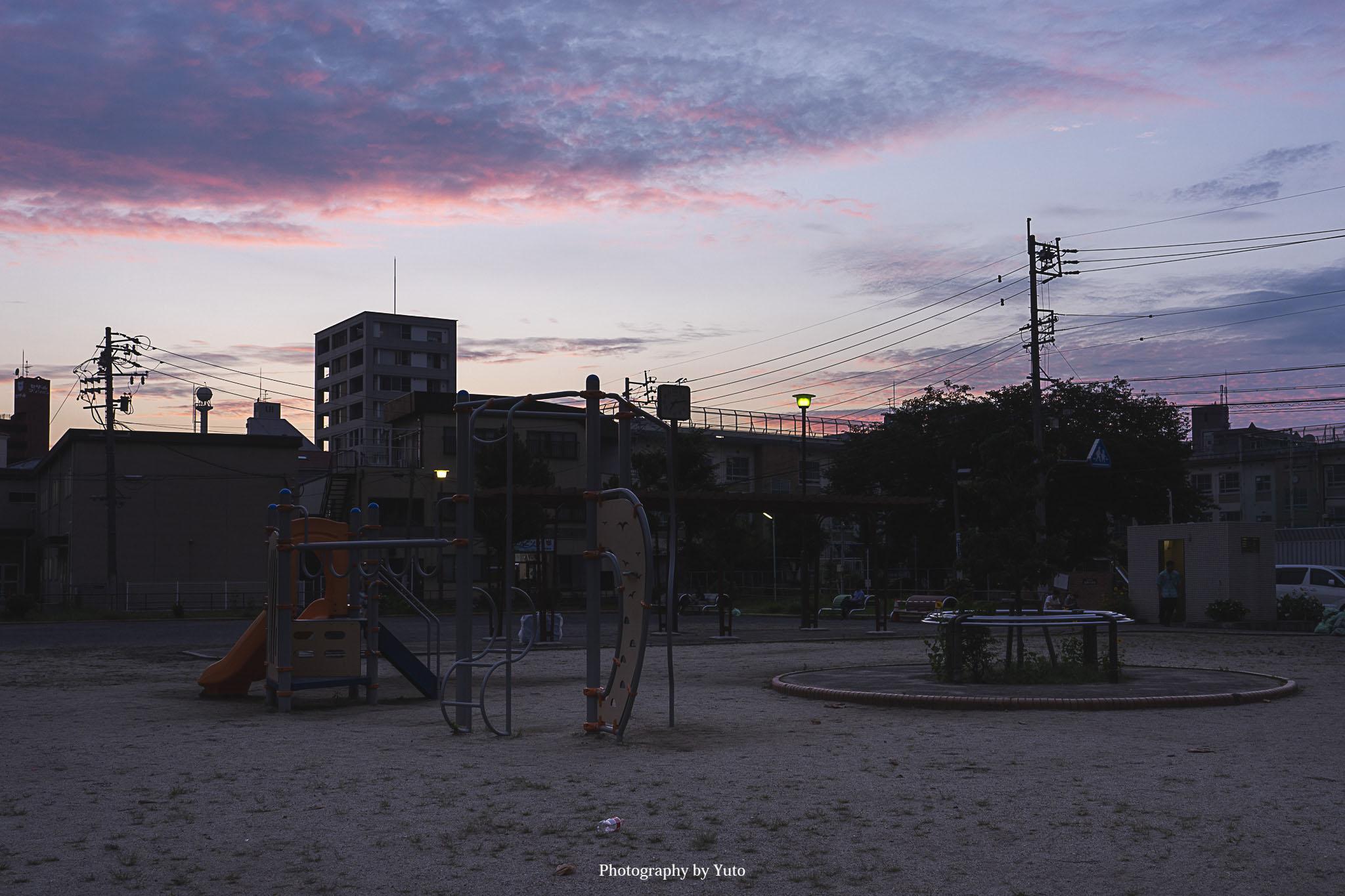 牧野公園 愛知県名古屋市中村区