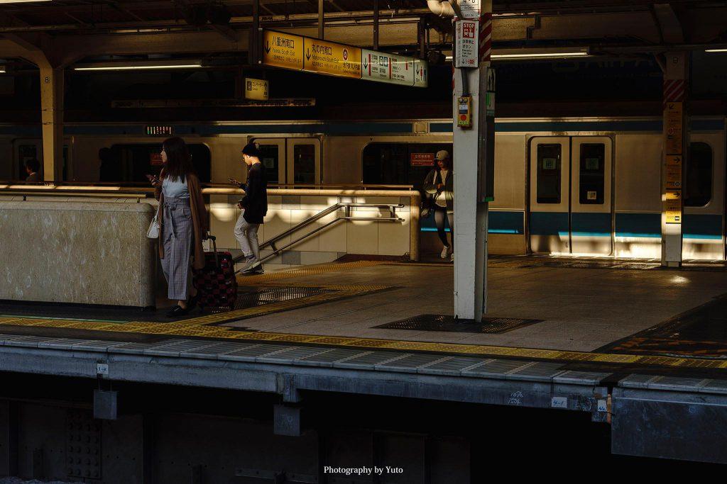 東京都千代田区 丸の内 東京駅 2019/11/4