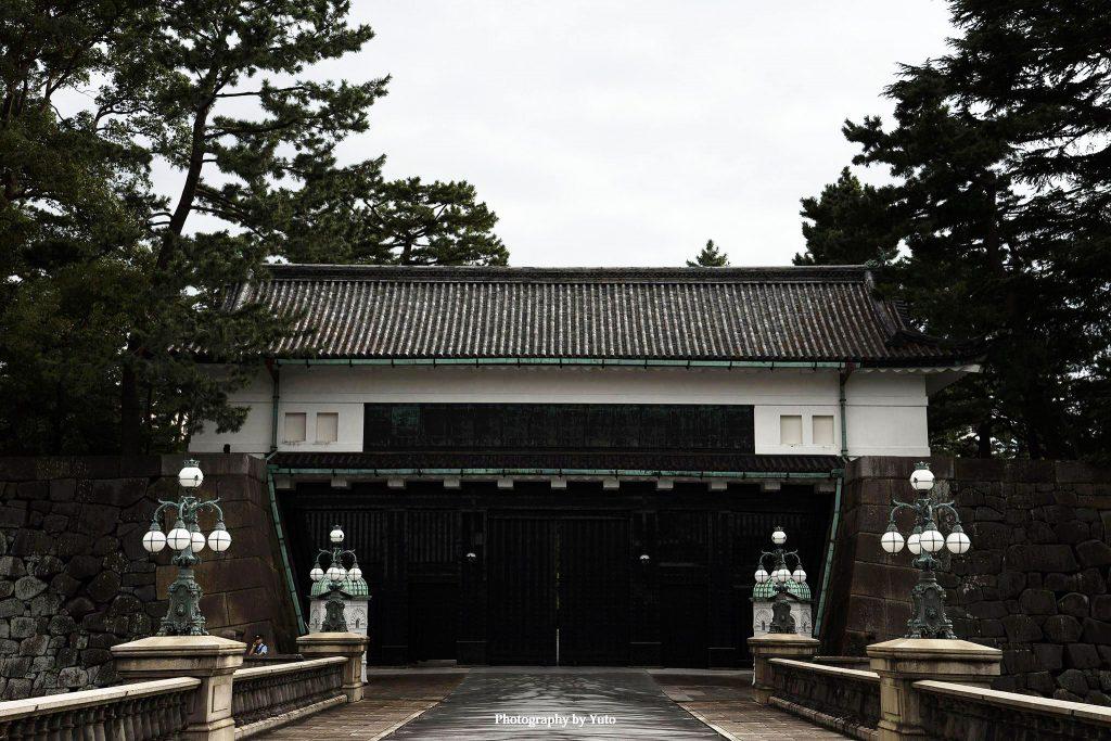 東京都千代田区 正門石橋 2019/9/24