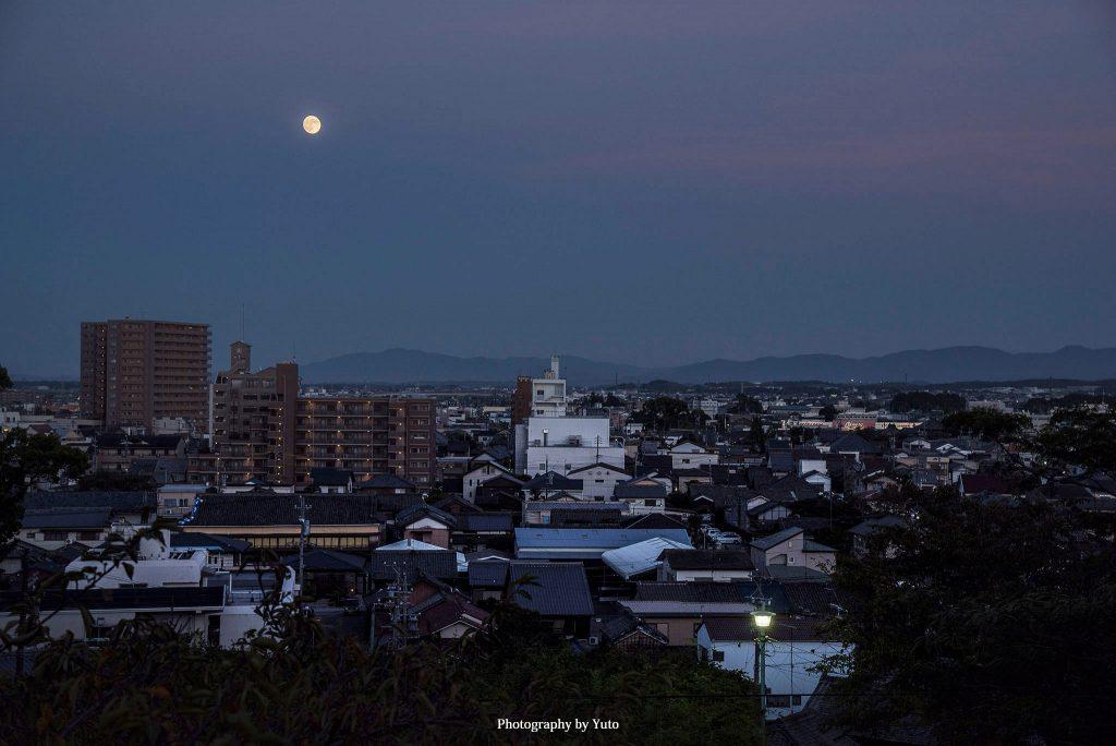 三重県松阪市 松阪城 2018/8/25
