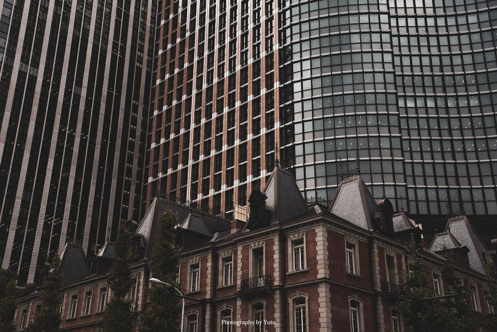 東京都千代田区 丸の内 三菱第1号美術館 2019/9/24