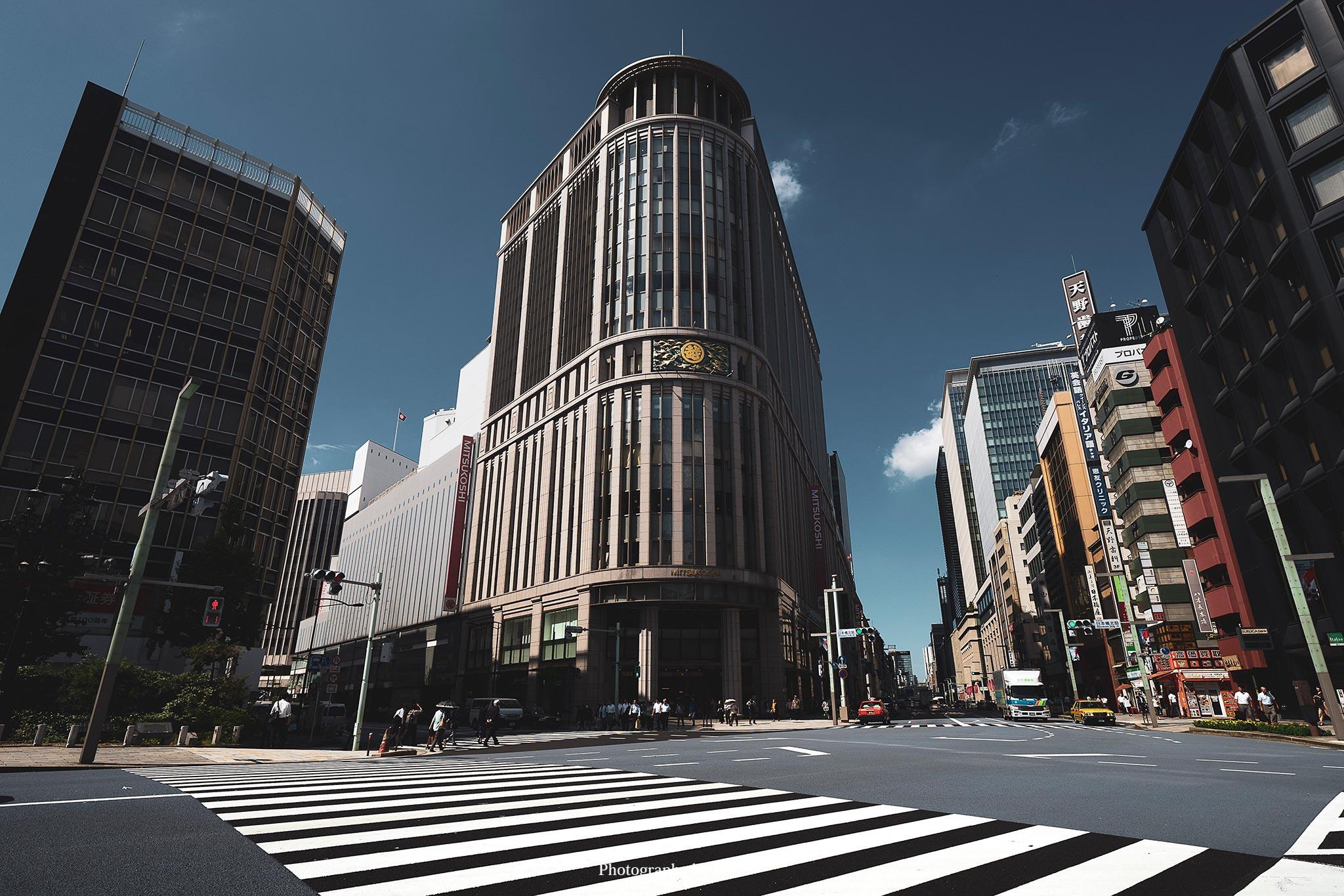 八重洲 日本橋の撮影スポット レトロ建築物を巡る楽しみ