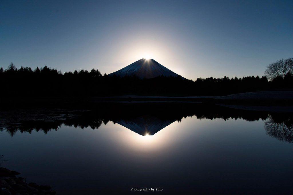 山梨県富士河口湖町 本栖湖リゾート 2016/12/31