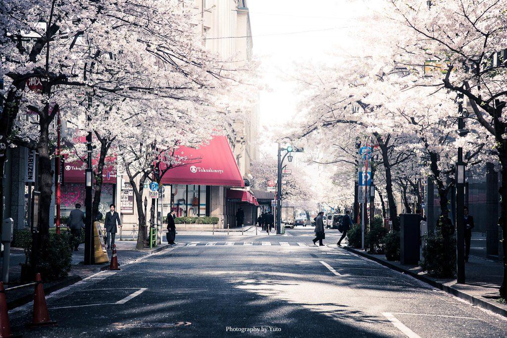 東京都中央区 日本橋高島屋 2015/4/2