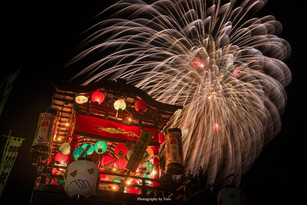 三重県明和町 大淀祇園祭 2019/7/20