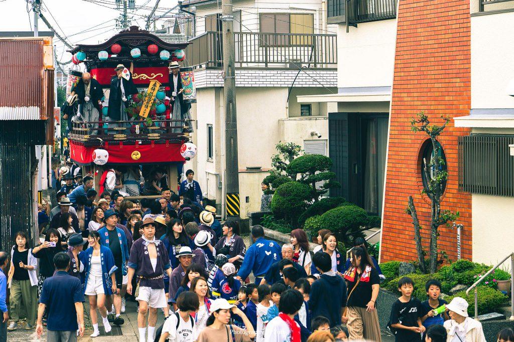 三重県明和町 大淀祗園祭 2019/7/20