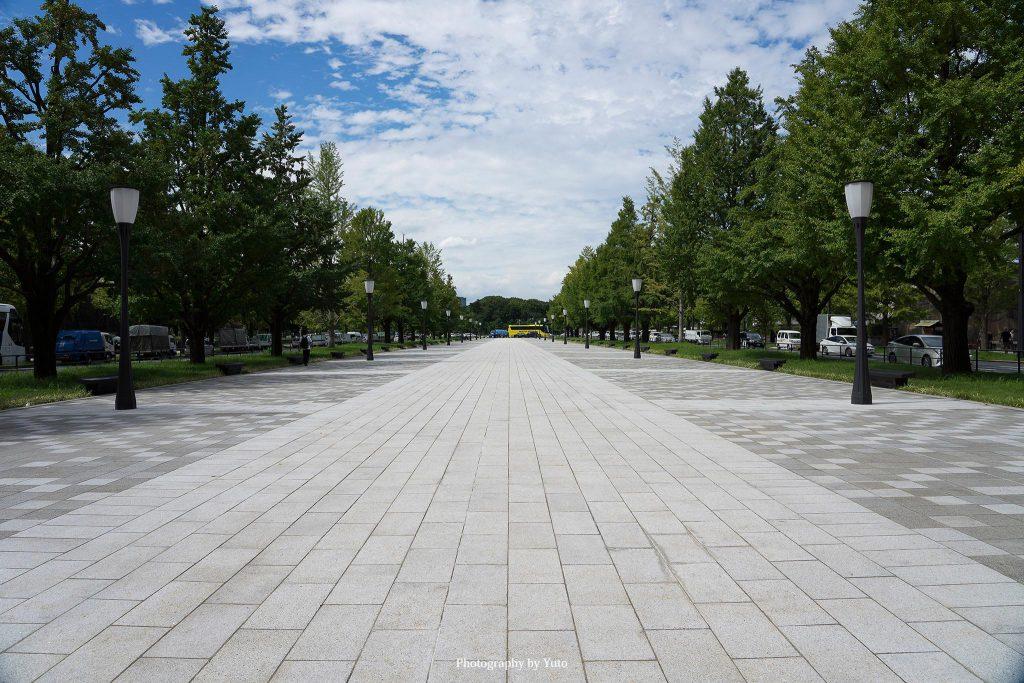 東京都千代田区 大手町 行幸通 2019/9/24