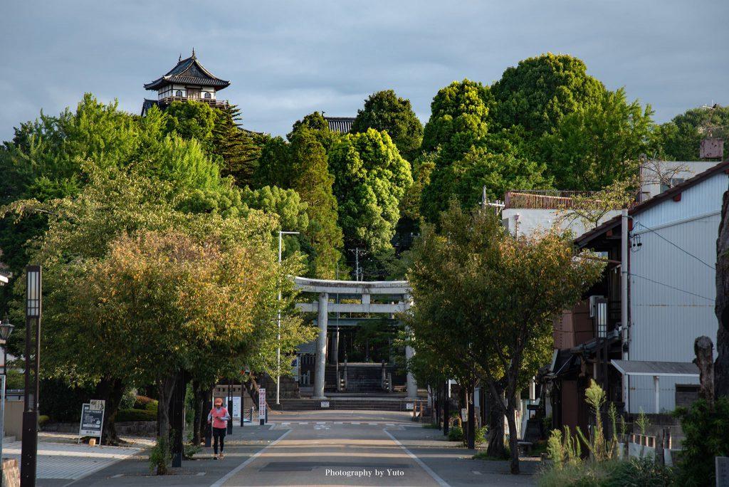 愛知県犬山市 三光稲荷神社 2018/8/19