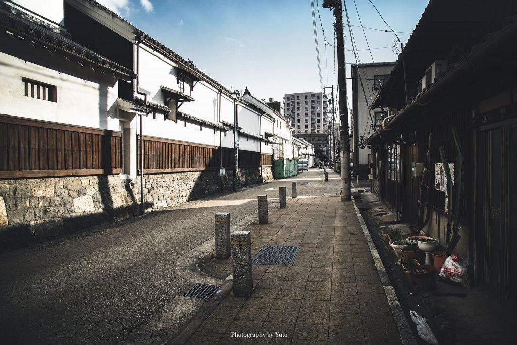 四間道 愛知県名古屋市