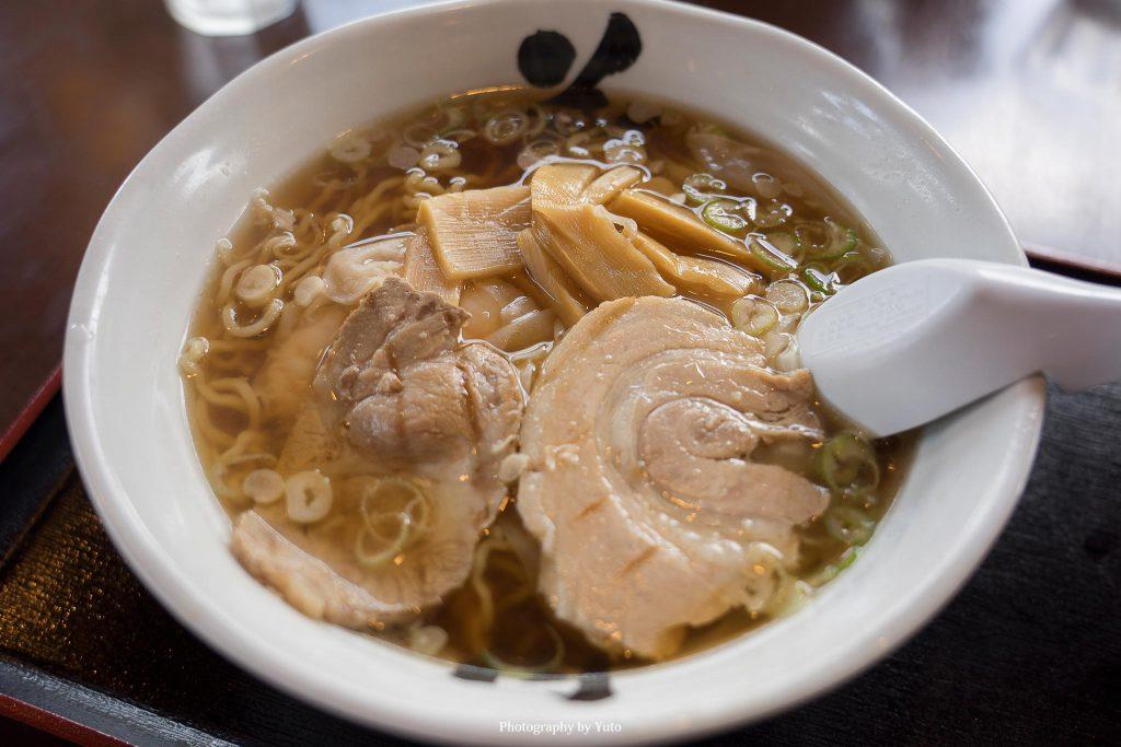 山形県鶴岡市 花鳥風月780円 しょうゆわんたん麺 2019/8/17