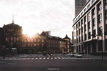 丸の内・大手町の写真撮影スポット 東京都心の持つ魅力とは