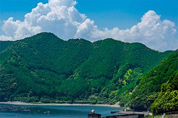 【夏の日常風景】三重県で「夏は幻」を感じられるのか