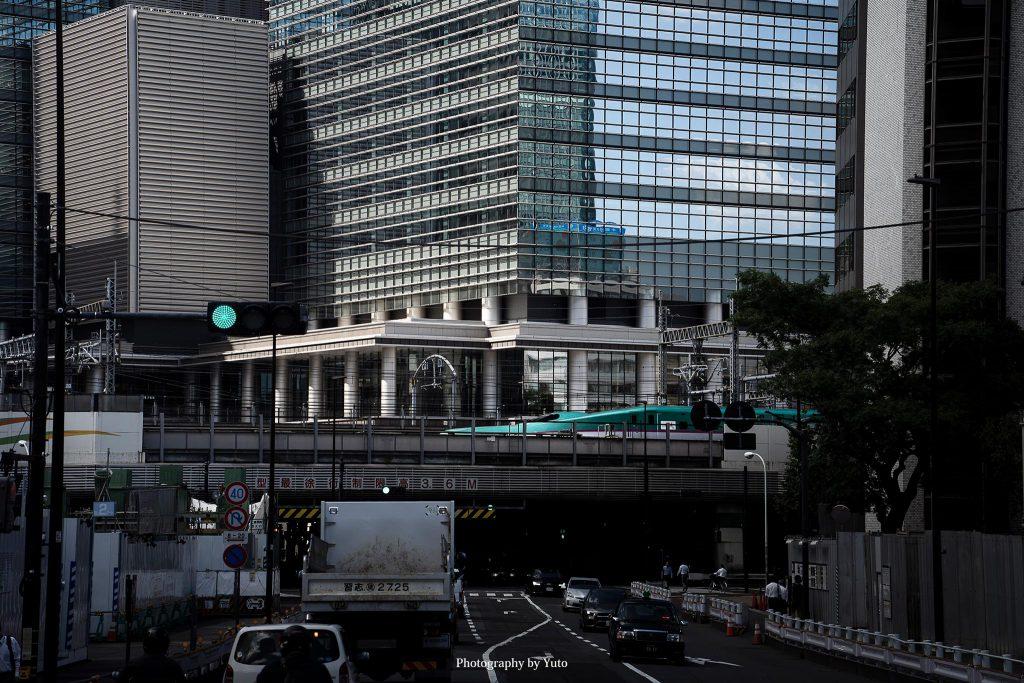 東京都中央区 常盤橋 2019/9/25