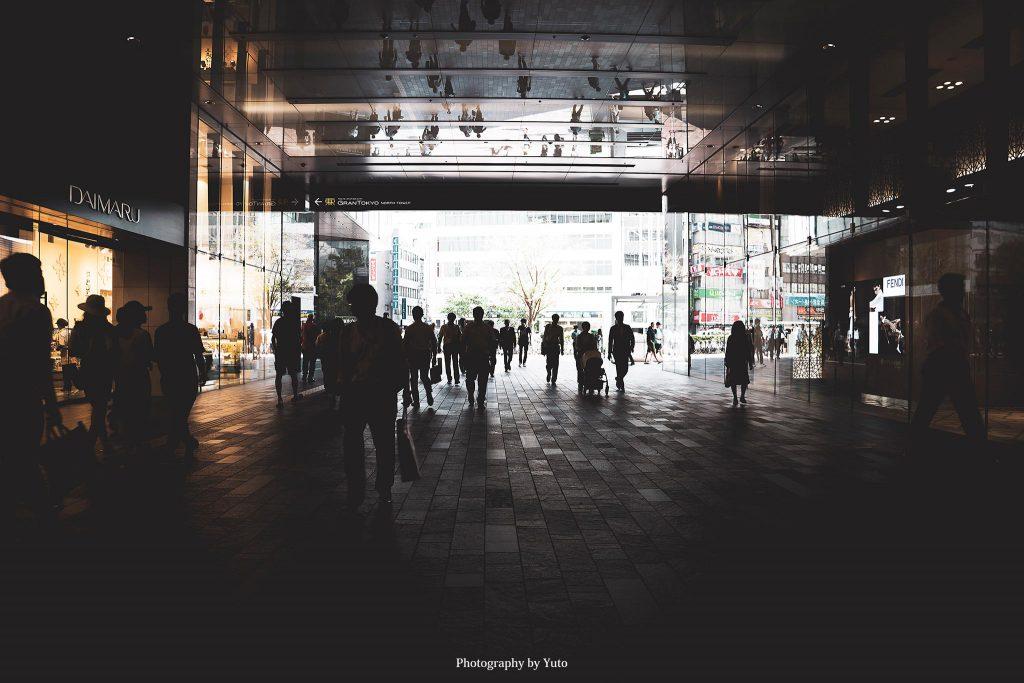 東京都中央区 八重洲 2019/9/25